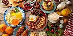 أهمية فطور الصباح للصحة