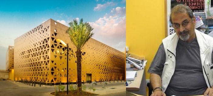 بدران - أشهر 6 مهندسين معماريين عرب تعرف عليهم