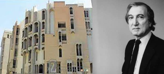 الجادرجي - أشهر 6 مهندسين معماريين عرب تعرف عليهم