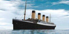 أين غرقت سفينة تايتنك ؟!