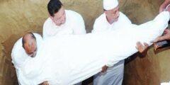 كيف يكون عذاب القبر على الصالح والفاسد ؟!