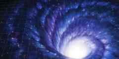 ما هو الثقب الأبيض في الفضاء؟