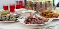 أفضل نظام غذائي في شهر رمضان المبارك