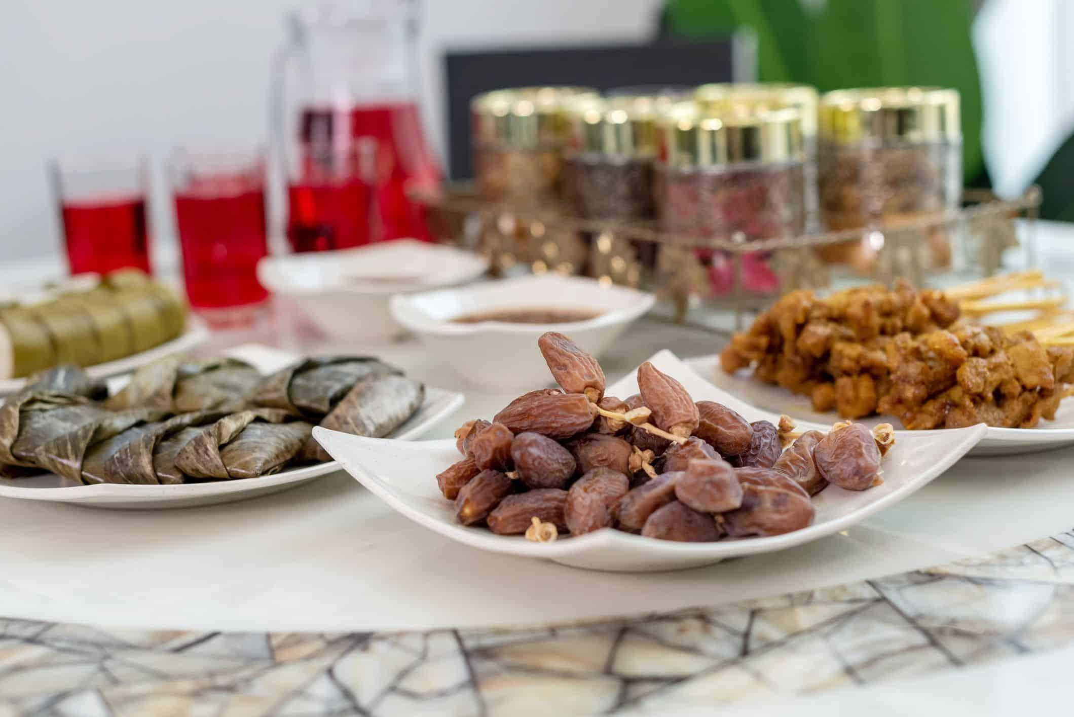 نظام غذائي خلال شهر رمضان