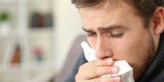 علاج الكحة الشدیدة بالبلغم